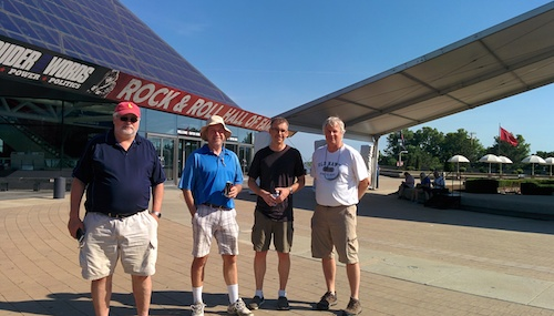 rock and roll hall of fame - small